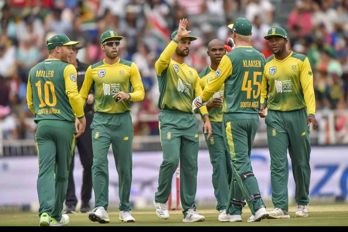 Three South African Cricketers in Isolation, One Test For COVID Positive