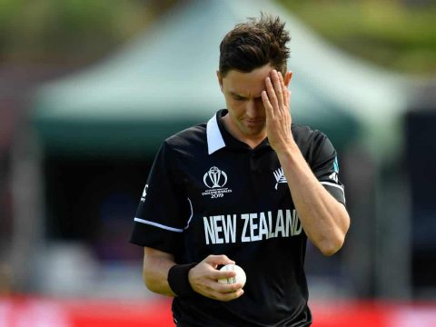 NZ vs WI: Trent Boult's Availability For First T20I Against West Indies is Ambiguous