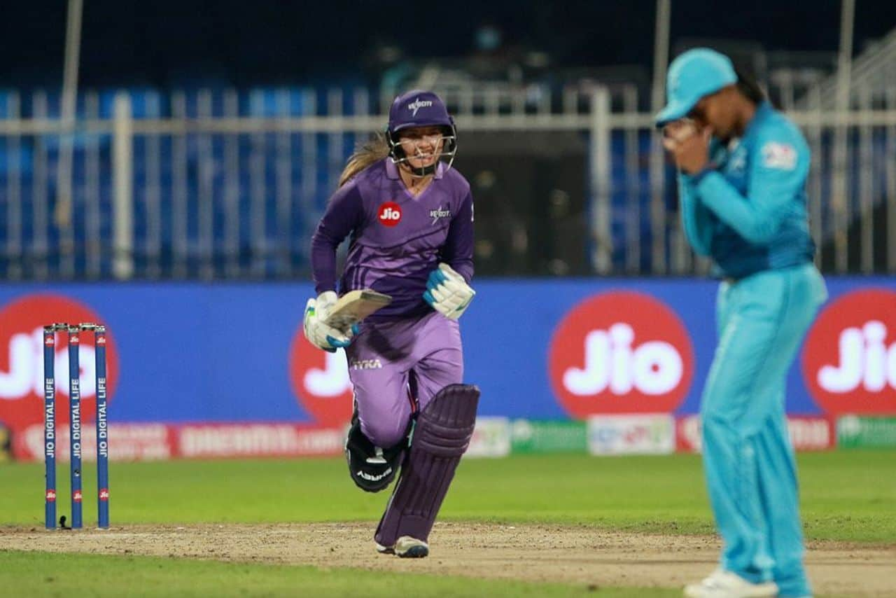 Women's T20 Challenge 2020 – SNO vs VEL Highlights & Analysis: Velocity Defeated Supernovas by 5 Wickets For The First Time in The Tournament