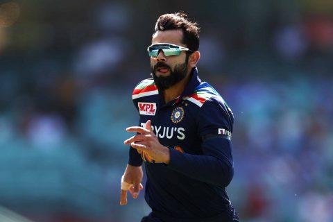 Virat Kohli Becomes 9th Indian To Make 250 ODI Appearances