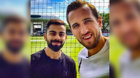 Virat Kohli Responds To Harry Kane's RCB Request: Maybe We'll Get You In As a counter-attacking Batsman