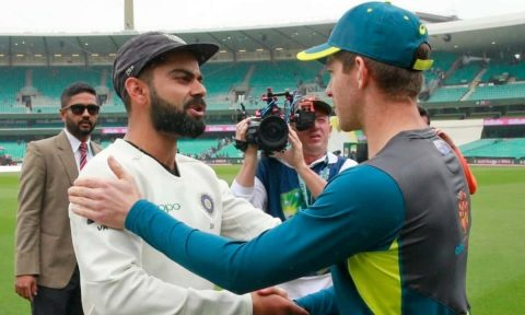 Virat Kohli Is Just Another Player To Me It Doesn't Really Bother Me: Tim Paine
