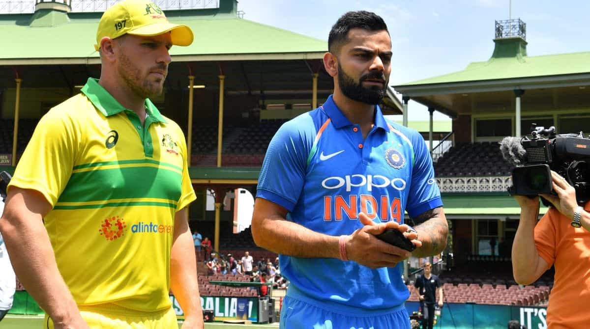 Virat Kohli is The Greatest ODI Player of All Time: Aaron Finch