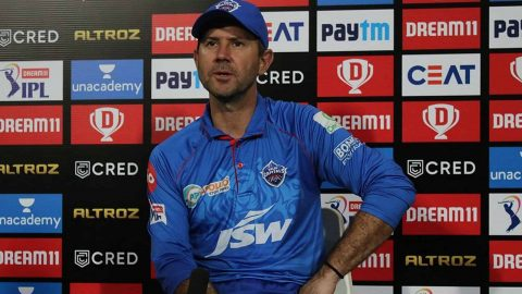IPL 2020: We Have to be Ready For Them Reckons DC Coach Ricky Ponting For IPL Qualifier Against MI