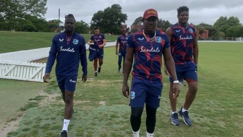 West Indies Squad Clears Final COVID Test, Will Travel to Queenstown For Warm-up Match