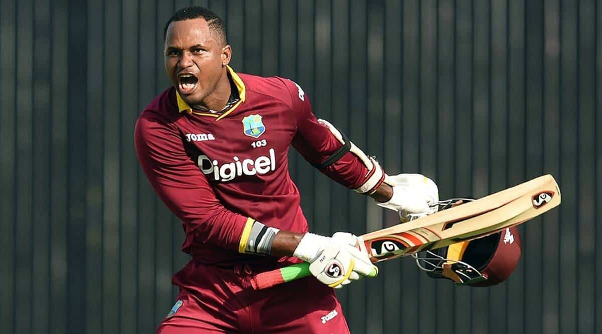 Marlon Samuels Announces Retirement From All Forms Of Cricket