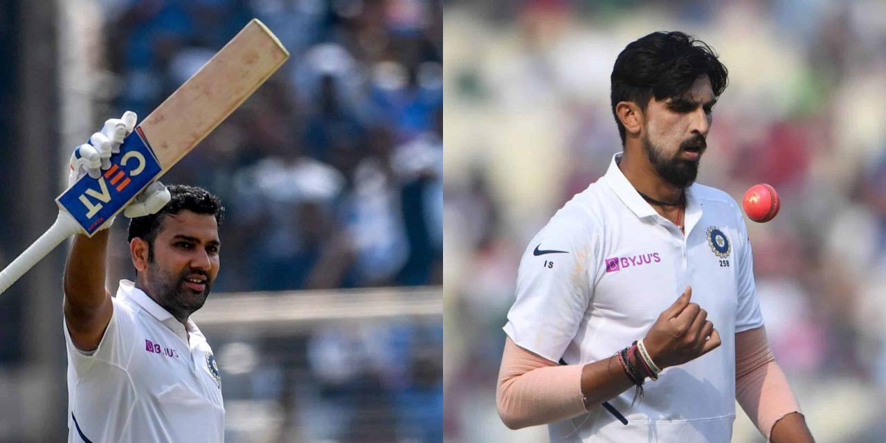 Rohit Sharma And Ishant Sharma Need To Be On The Flight In The Next Three Or Four Days If They Have To Play Test Series Says Ravi Shastri
