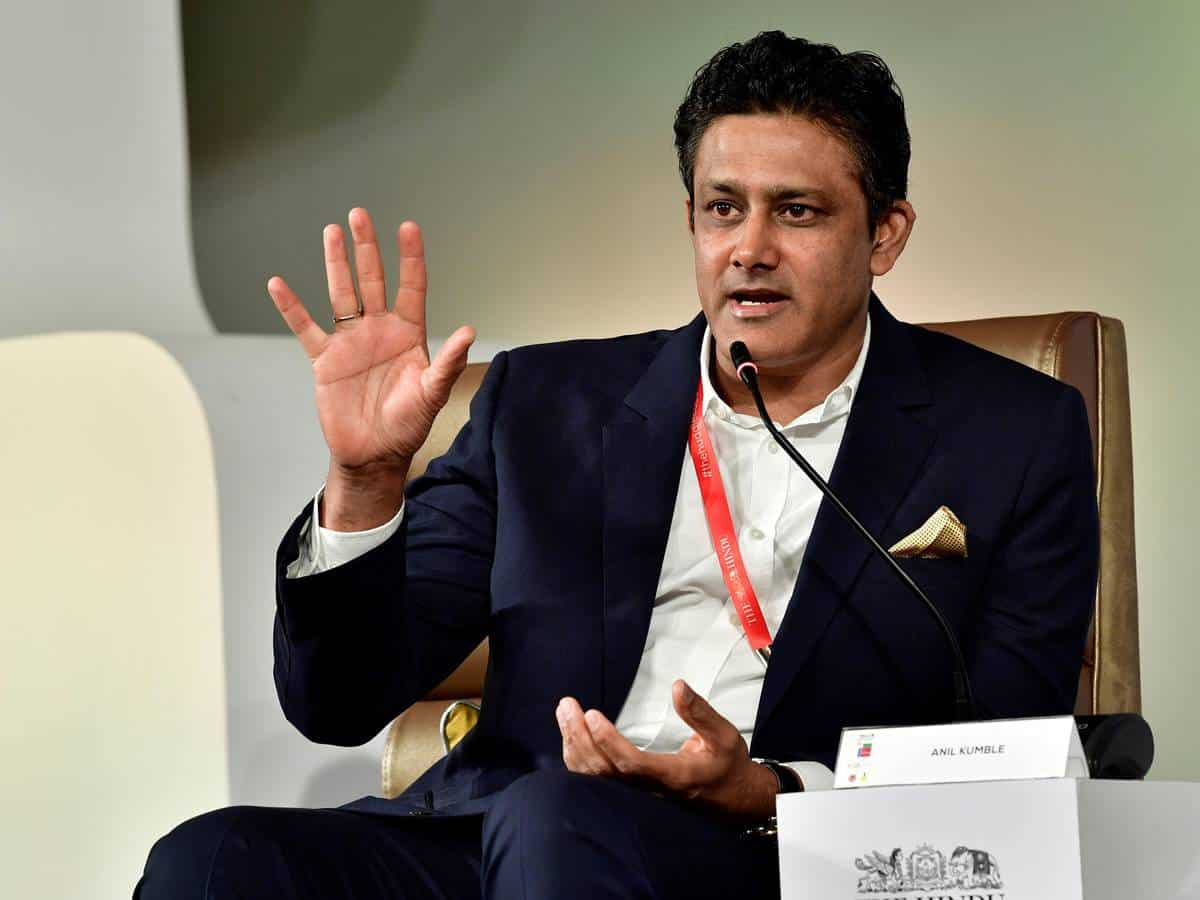 Anil Kumble Supports The Concussion Decision of Ravindra Jadeja and Yuzvendra Chahal