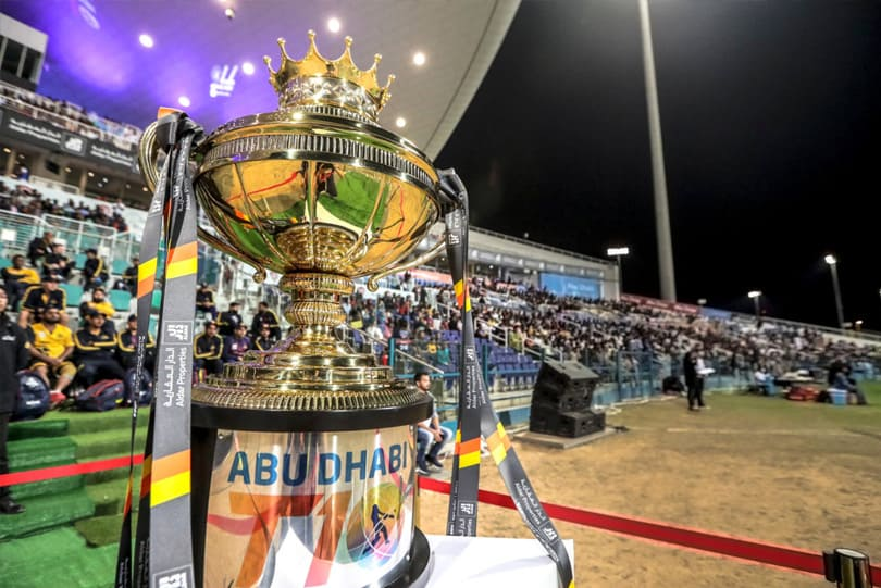 Abu Dhabi T10 League 2021: Full List of Icon Players, Teams, Broadcast Details, Venues, Format, And All You Need to Know