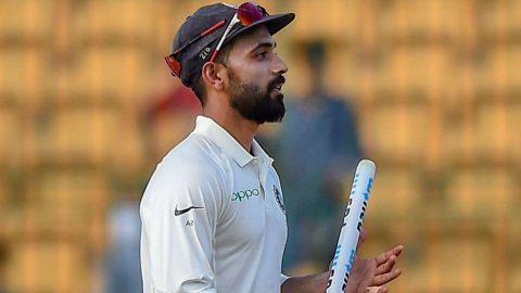 AUS vs IND: No Pressure of Captaining Team India on Ajinkya Rahane -Sunil Gavaskar