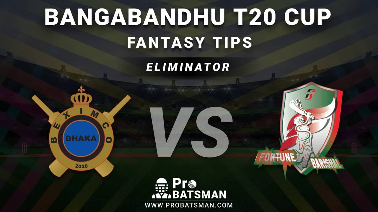 BDH vs FBA Dream11 Fantasy Predictions: Playing 11, Pitch Report, Weather Forecast, Head-to-Head, Match Updates – Bangabandhu T20 Cup 2020