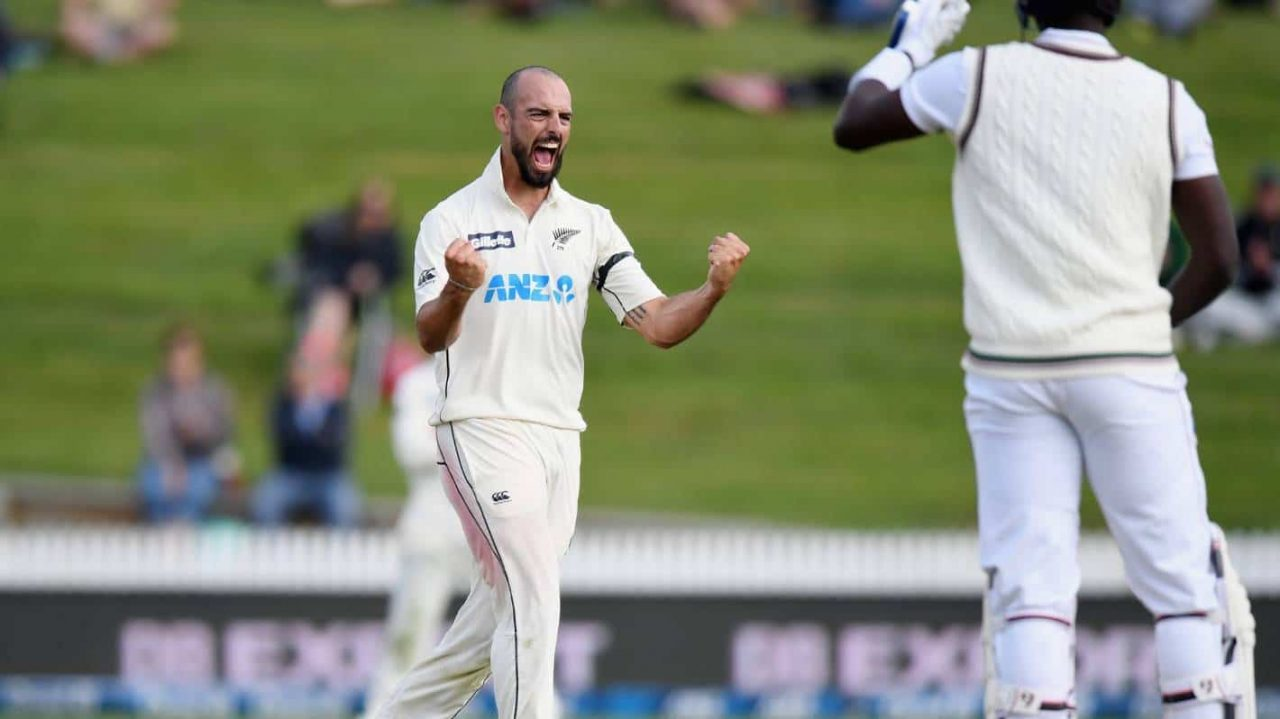 Daryl Mitchell Fined For Breaching ICC's Code of Conduct in 1st Test