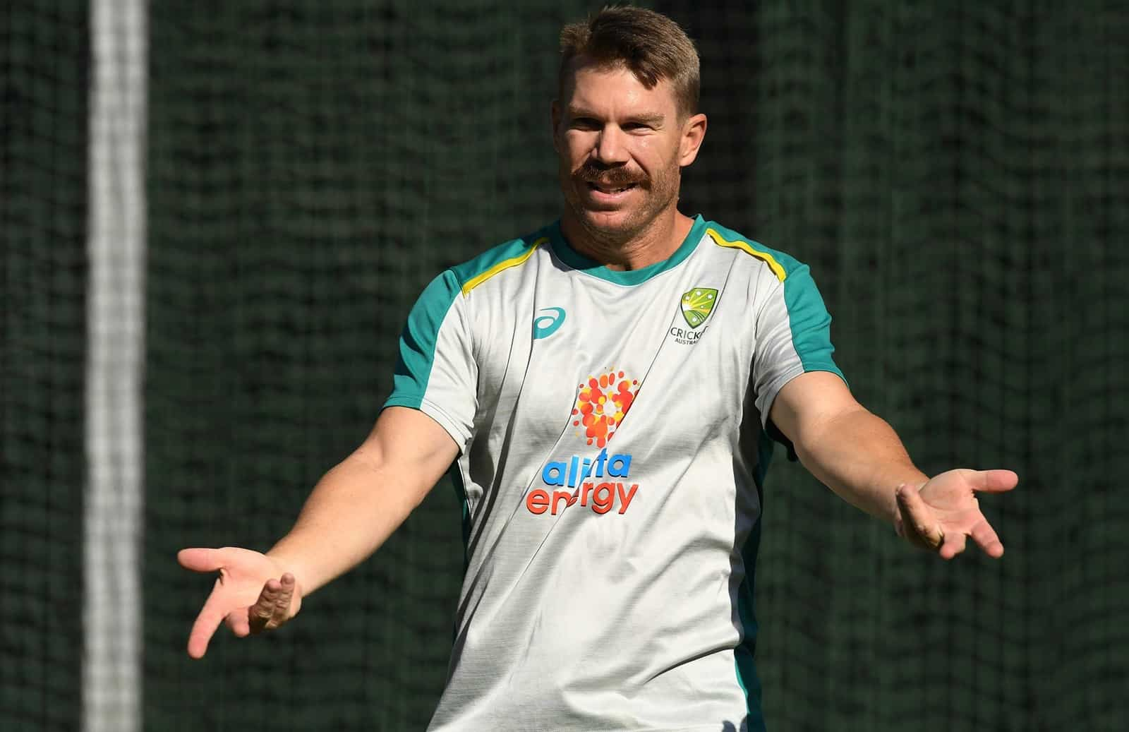 IND vs AUS: David Warner's Availability in The Third Test Doubtful