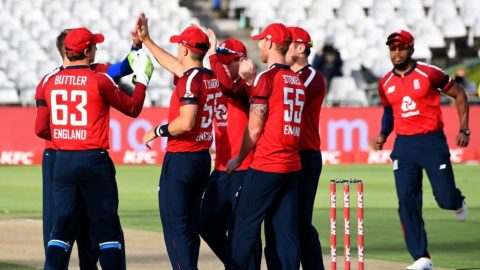 England Surpasses Australia to Reserve The Top Spot in ICC T20I Rankings