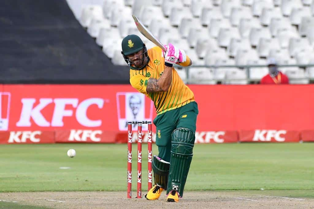 England Tour of South Africa: Faf du Plessis rested for 3 Match ODI Series against England, Kagiso Rabada Not The Part of Team Due to Injury