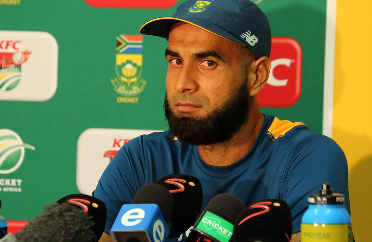 BBL 2020-21: Imran Tahir Pulls Out of The Tournament Due to Personal Reasons