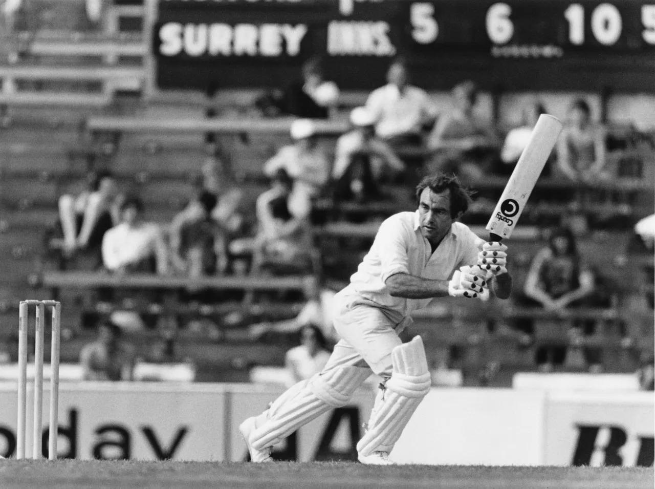 Former England Batsman John Edrich Passes Away at The Age of 83