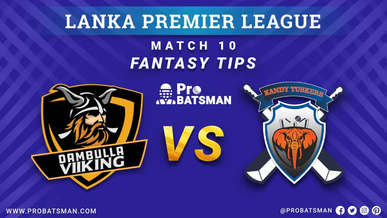 LPL 2020: DV vs KT Dream 11 Fantasy Team Prediction: Dambulla Viiking vs Kandy Tuskers Probable Playing 11, Pitch Report, Weather Forecast, Squads, Match Updates – December 03, 2020
