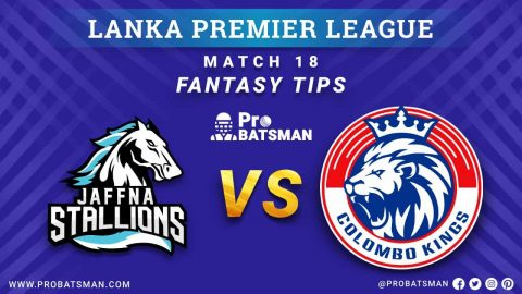 LPL 2020: JS vs CK Dream 11 Fantasy Team Prediction: Jaffna Stallions vs Colombo Kings Probable Playing 11, Pitch Report, Weather Forecast, Squads, Match Updates – December 10, 2020