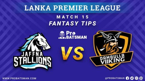 LPL 2020: JS vs DV Dream 11 Fantasy Team Prediction: Jaffna Stallions vs Dambulla Viiking Probable Playing 11, Pitch Report, Weather Forecast, Squads, Match Updates – December 07, 2020