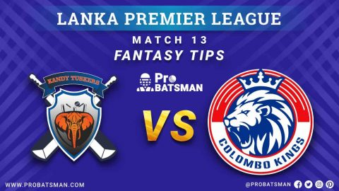 LPL 2020: KT vs CK Dream 11 Fantasy Team Prediction: Kandy Tuskers vs Colombo Kings Probable Playing 11, Pitch Report, Weather Forecast, Squads, Match Updates – December 05, 2020