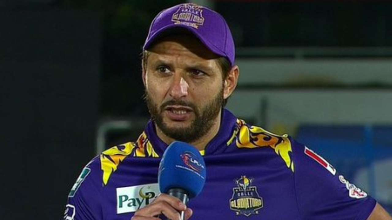 LPL 2020: Shahid Afridi Makes An Exit From Tournament Citing 'Personal Emergency'