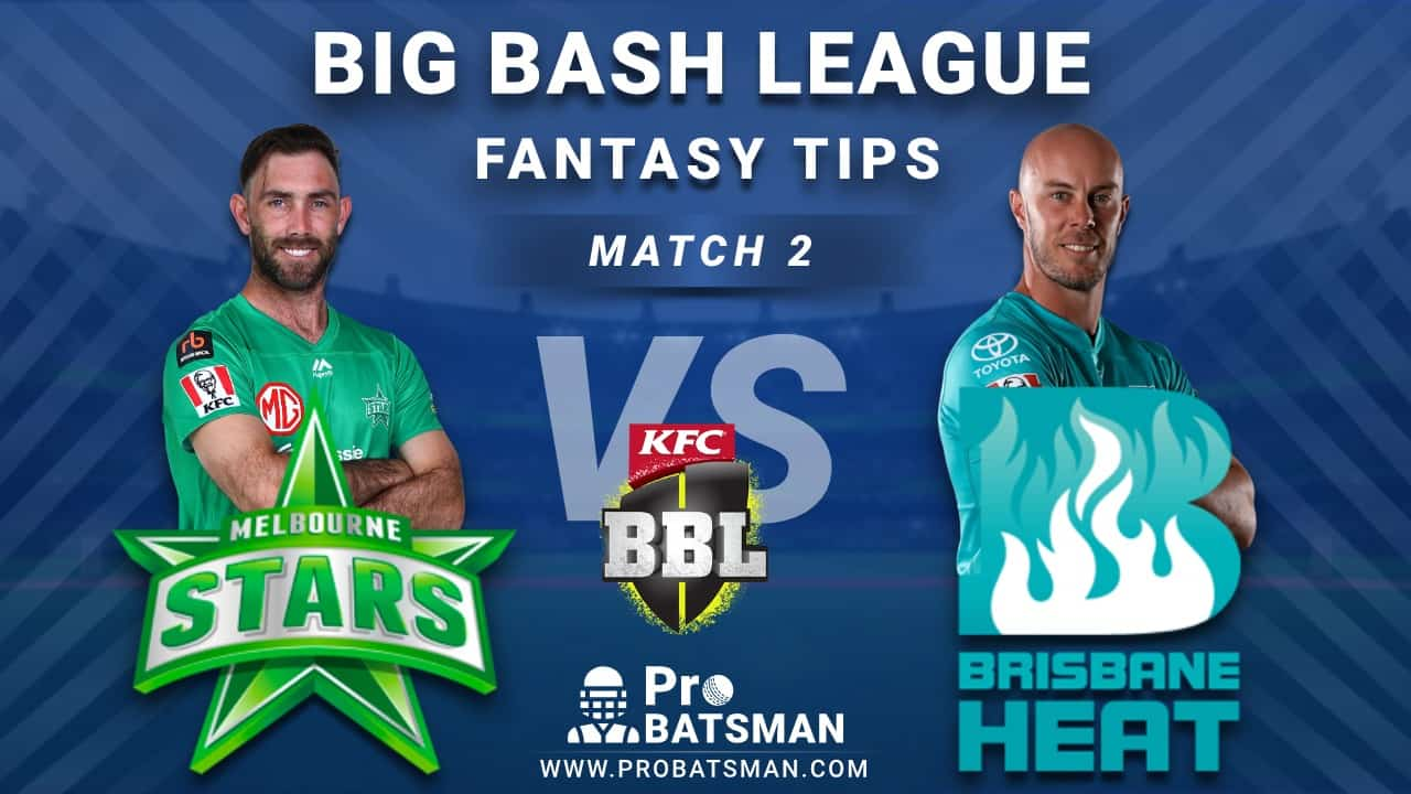 STA vs HEA Dream11 Fantasy Predictions: Playing 11, Pitch Report, Weather Forecast, Head-to-Head, Match Updates – BBL 2020-21