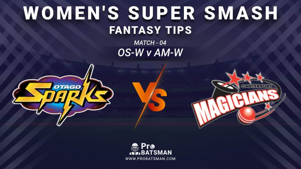 OS-W vs CM-W Dream11 Fantasy Prediction: Playing 11, Pitch Report, Weather Forecast, Stats, Squads, Top Picks, Match Updates – Women's Super Smash 2020-21