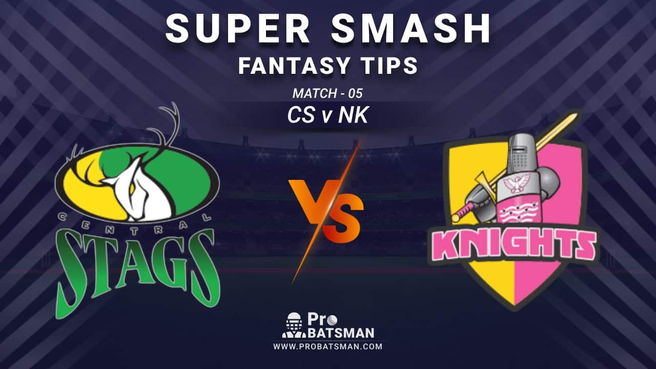 CS vs NK Dream11 Fantasy Prediction: Playing 11, Pitch Report, Weather Forecast, Stats, Squads, Top Picks, Match Updates – Super Smash 2020-21