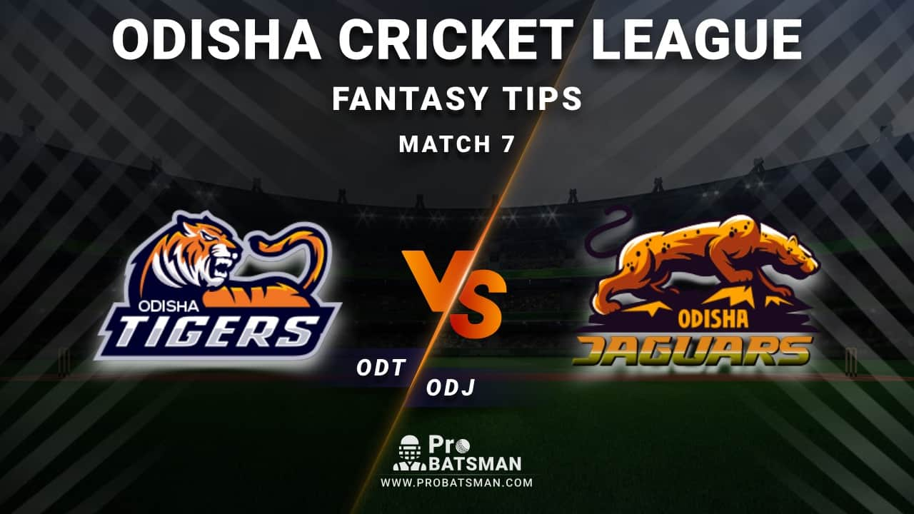 ODT vs ODJ Dream11 Fantasy Predictions: Playing 11, Pitch Report, Weather Forecast, Head-to-Head, Best Picks, Match Updates – Odisha Cricket League 2020-21