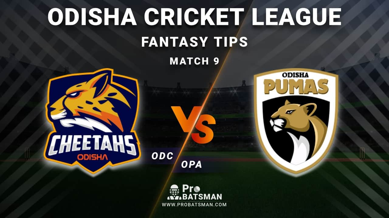 ODC vs OPA Dream11 Fantasy Predictions: Playing 11, Pitch Report, Weather Forecast, Head-to-Head, Best Picks, Match Updates – Odisha Cricket League 2020-21