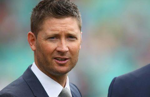 IND vs AUS: Michael Clarke Wants Matthew Wade to Open in Adelaide Test