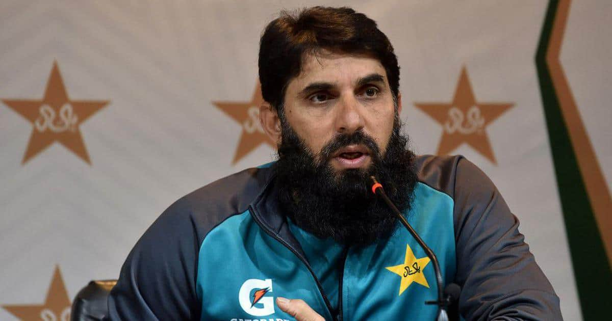 Pakistan Considered Pulling Out of NZ Tour After Covid-19 Outbreak in The Team: Misbah-ul-Haq