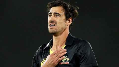 IND vs AUS: Mitchell Starc Opts Out Of T20I Series Due to Family Illness