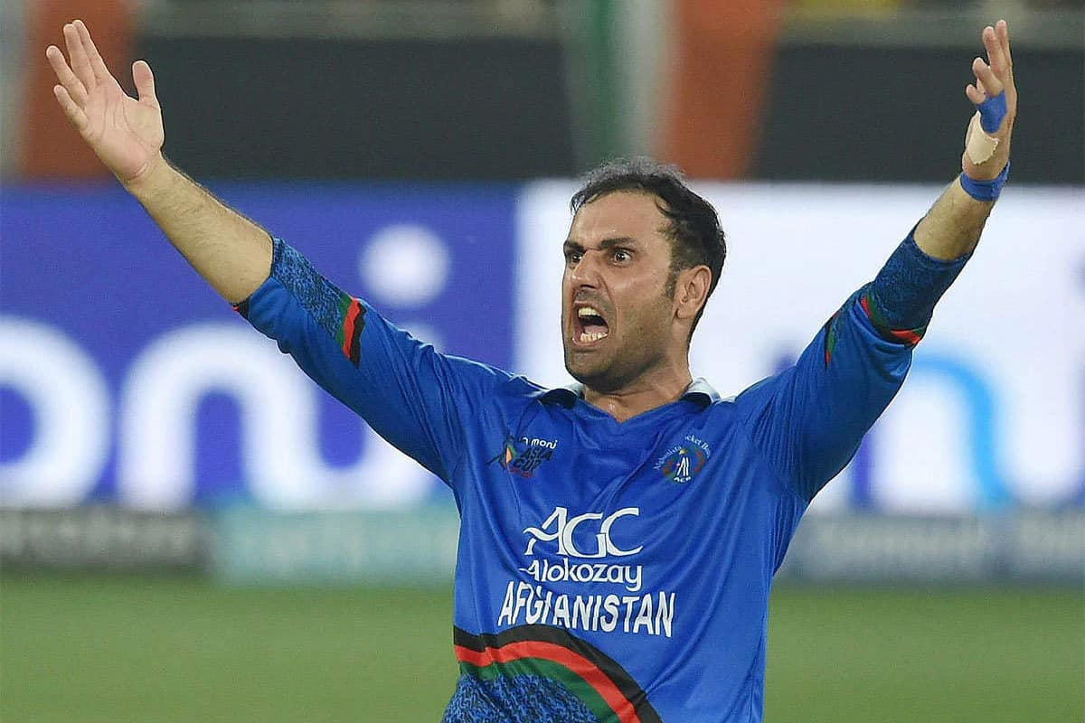 Mohammad Nabi Signed By Northamptonshire For 2021 T20 Blast