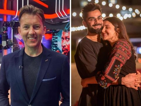 Mr Kohli, You Are Welcome To Have Your Child in Australia: Brett Lee