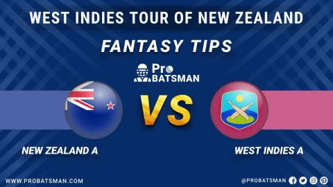 NZ-A vs WI-A: New Zealand-A vs West Indies-A 1st Test Dream 11 Fantasy Team Prediction, Probable Playing 11, Pitch Report, Weather Forecast, Squads, Match Updates – December 03, 2020