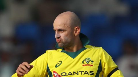 Nathan Lyon Added To Australia T20I Squad, Cameron Green Released