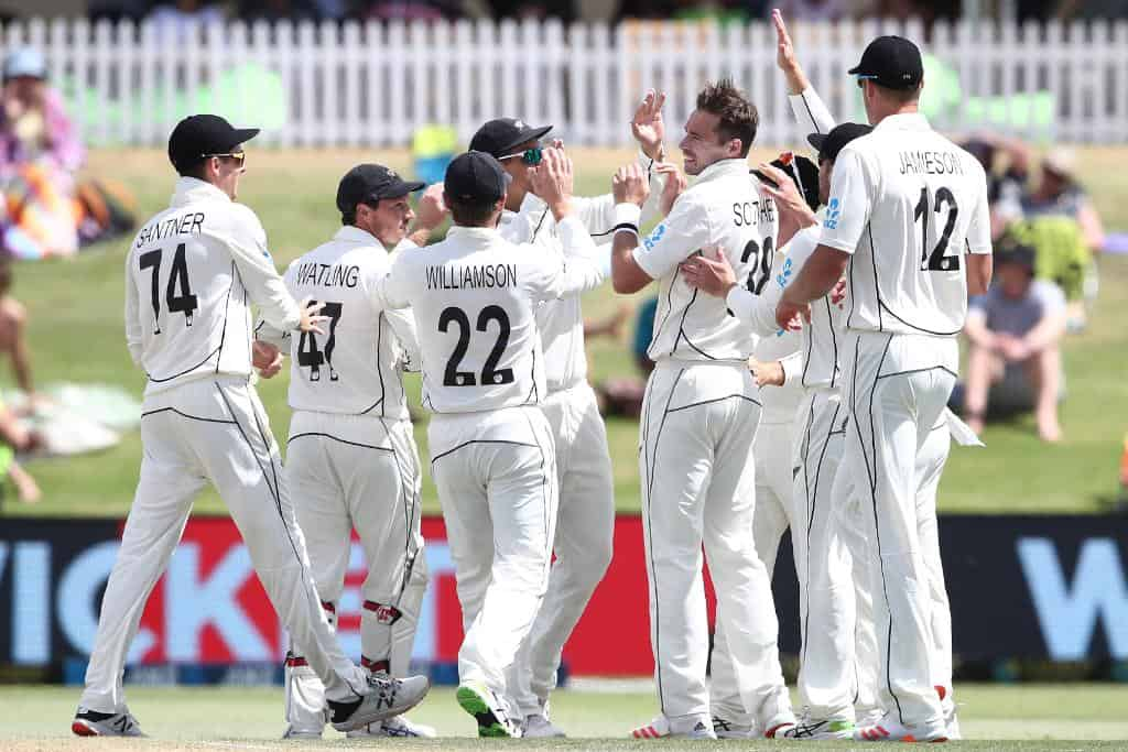 New Zealand Topped ICC World Test Ranking For The First Time • ProBatsman