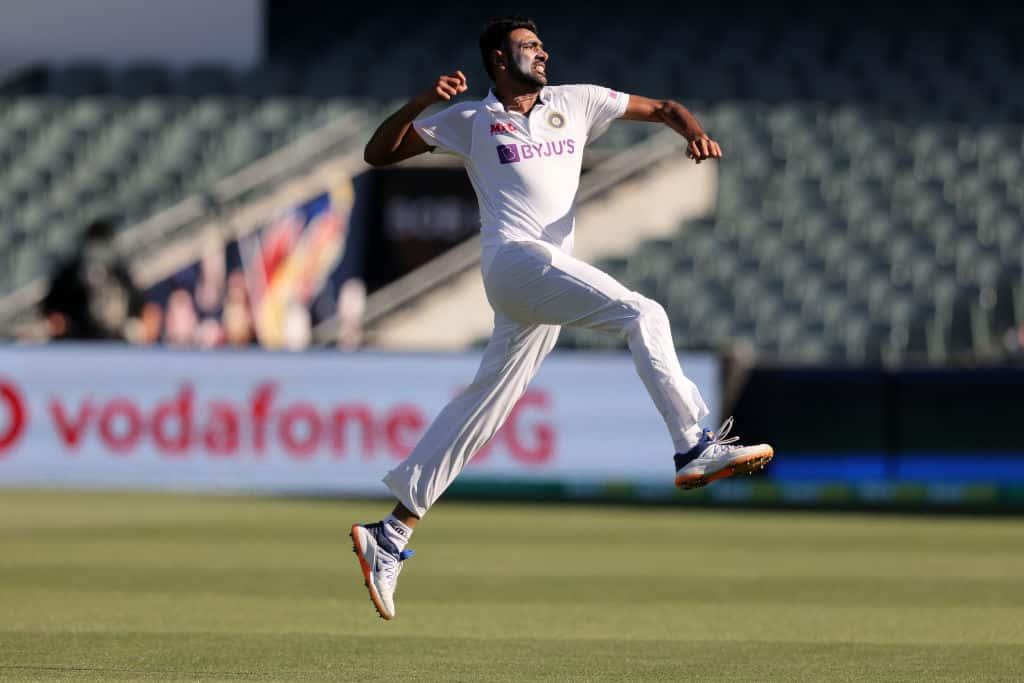 Ravichandran Ashwin Replaces Jasprit Bumrah as India's Top Ranked Bowler After Adelaide Test