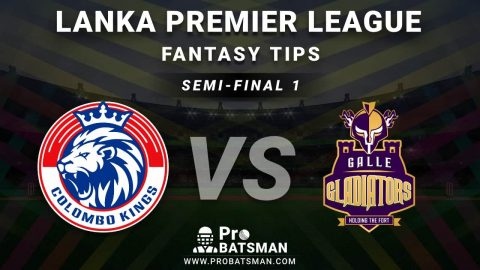 CK vs GG Dream11 Fantasy Predictions: Playing 11, Pitch Report, Weather Forecast, Head-to-Head, Match Updates – Lanka Premier League (LPL) 2020