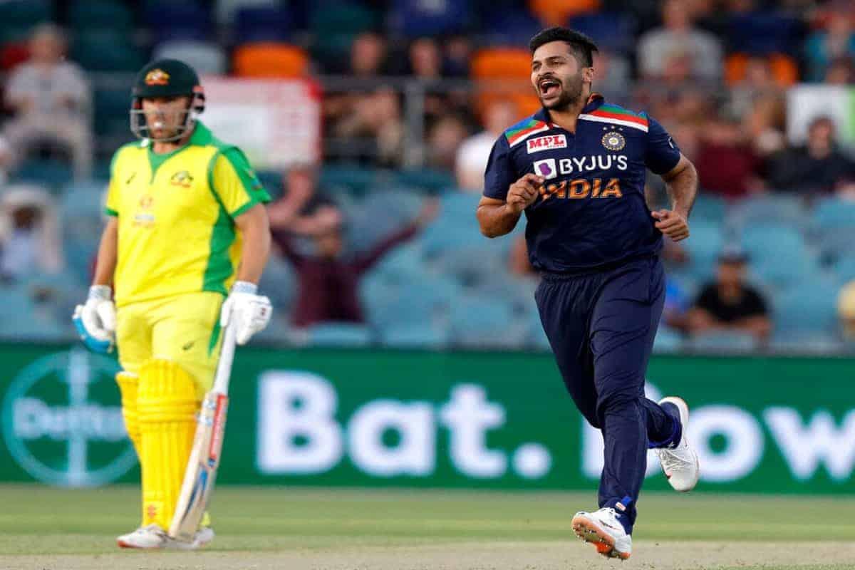 IND vs AUS: Shardul Thakur Reveals How he Planned Steve Smith's Dismissal in 3rd ODI