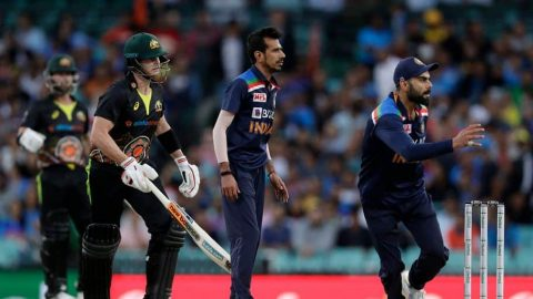 IND vs AUS: ICC fined Team India For Slow Over Rate in Third and Final T20I