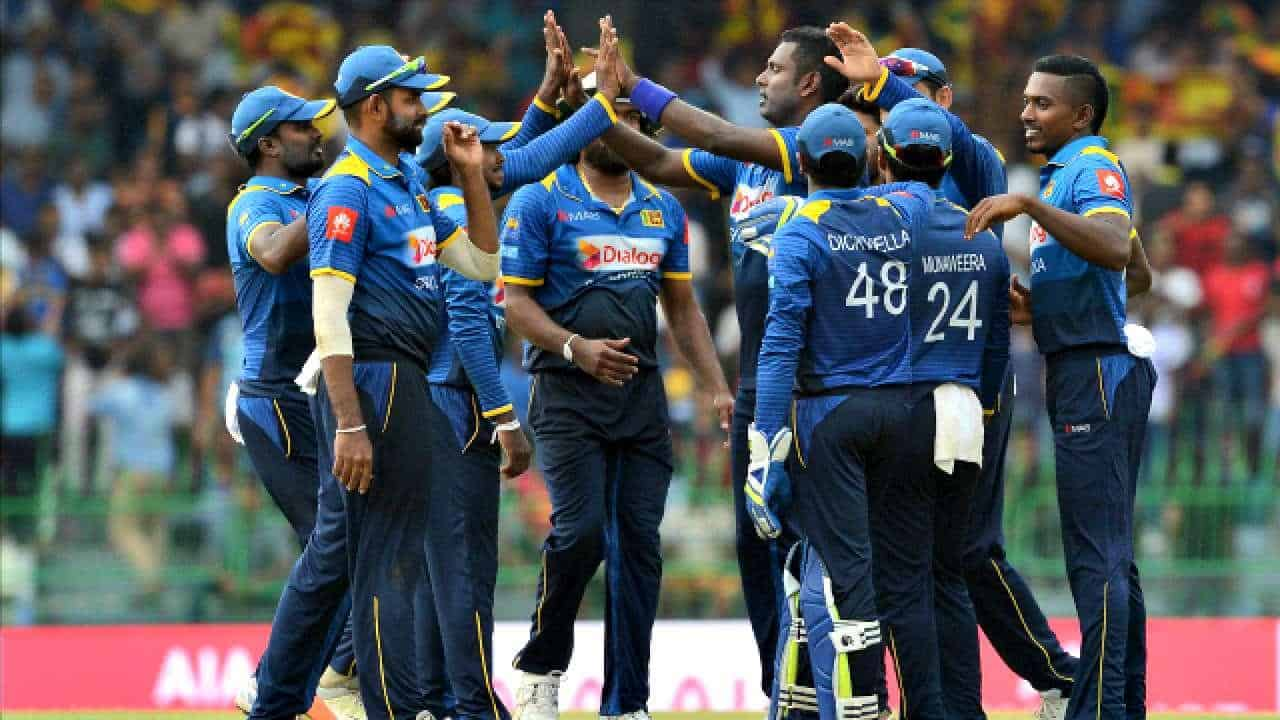 Sri Lanka Cricket Announces 22-Man Squad For South Africa, England series; Angelo Mathews Ruled Out