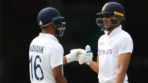 IND vs AUS: Sunil Gavaskar, Allan Border Back Shubman Gill to Open in 1st Test Ahead of Prithvi Shaw