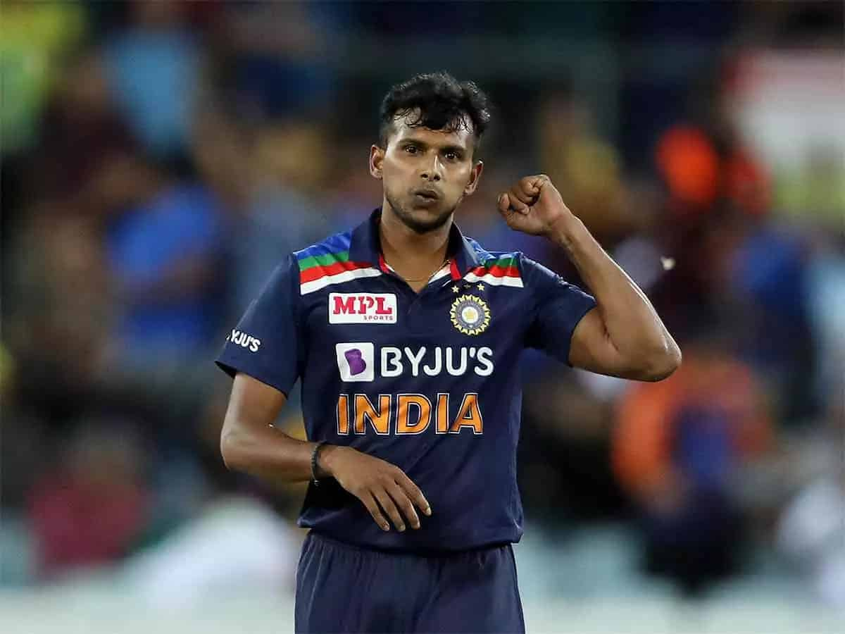 IND vs AUS: T Natarajan Likely to be Added to Test Squad After Umesh Yadav Ruled Out of 3rd Test - Report