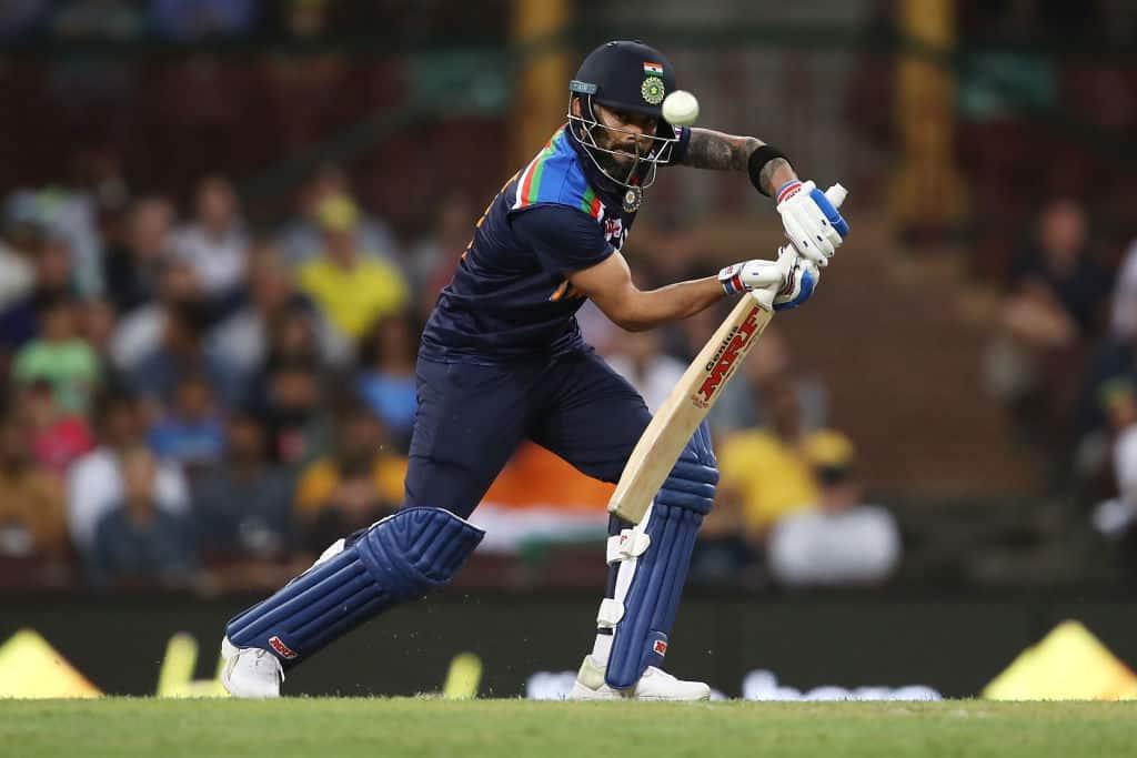 IND vs AUS: Virat Kohli Breaks Sachin Tendulkar's Fastest 12,000 ODI Runs' Record