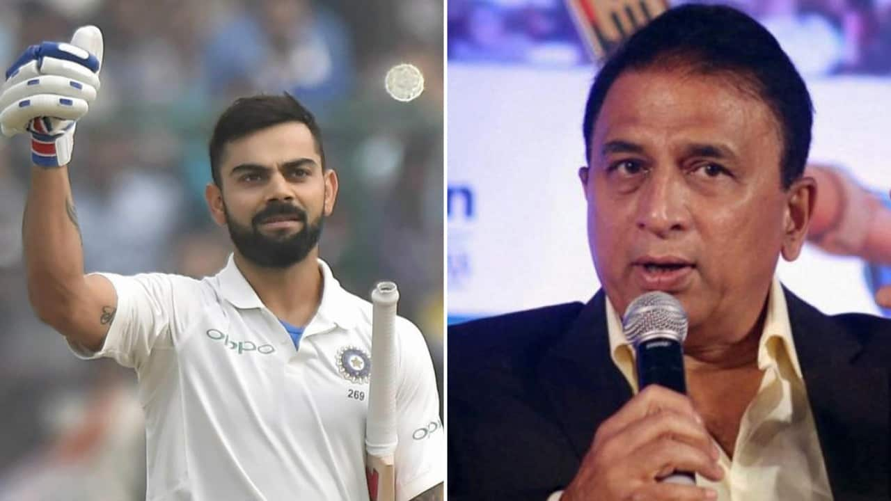 Sunil Gavaskar Picks This Batsman Who Will Bat at No.4 After Virat Kohli Leaves