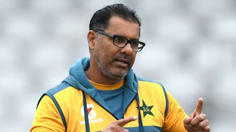Pakistan Bowling Coach Waqar Younis to Leave New Zealand After 1st Test to Spend Time With Family
