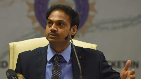 IND vs AUS: Would Agree if Team Management Picks Pant in Place of Saha in Remaining Tests - Former India Chief Selector MSK Prasad